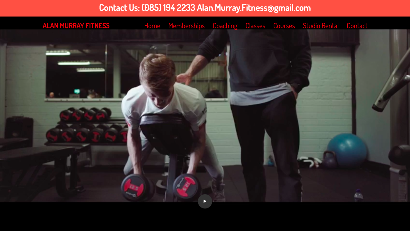 Alan Murray Fitness